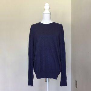 Banana Republic Luxury Blend Silk Cashmere Sweater